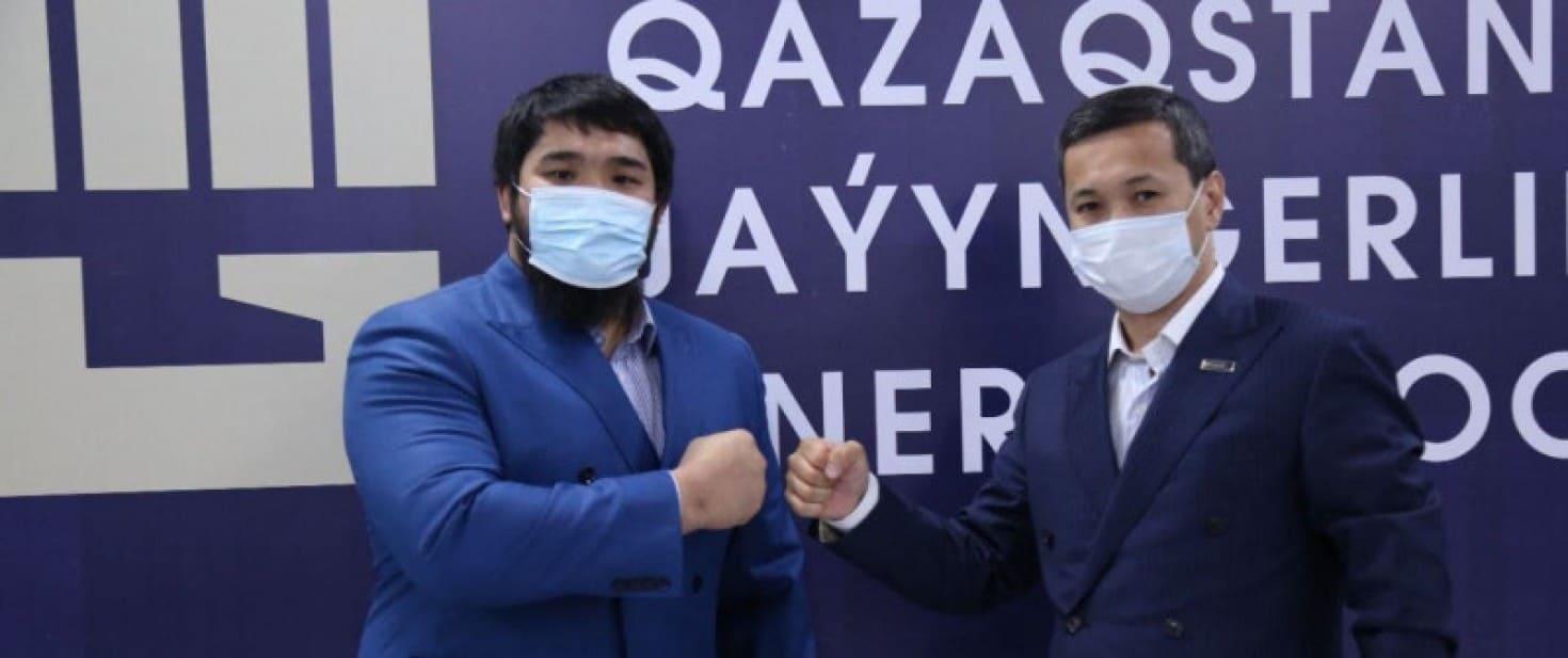 Ассоциация боевых искусств Казахстана подписала меморандум c промоутерскими компаниями ММА
