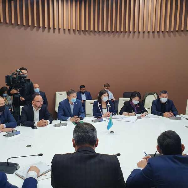 В Национальном проектном офисе прошла вторая дискуссионная встреча проекта «Трансформация спорта в Казахстане»